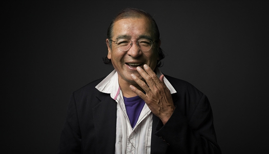 picture of Tomson Highway, playwright